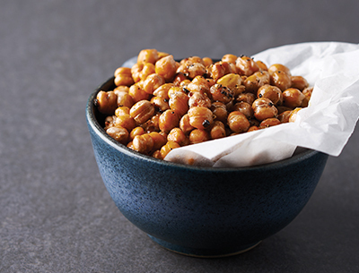 ROASTED CHICKPEAS:병아리콩