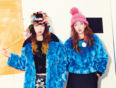 lucky girls