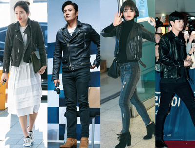 CELEBRITY LOVES ALLSAINTS SIGNATURE STYLE