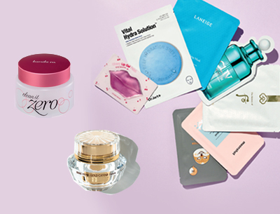 K-BEAUTY ITEM BEST 16!