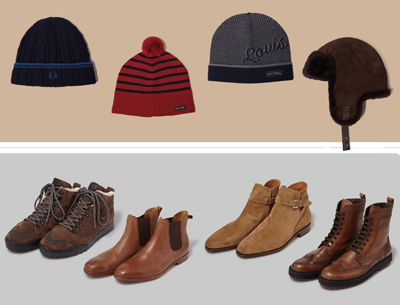 48 WINTER ACCESSORIES