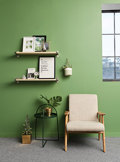 2017 Spring Color Trend For Interior