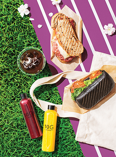 GO ON A PICNIC!
