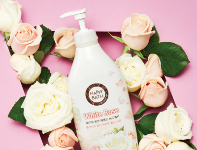White Rose Shower
