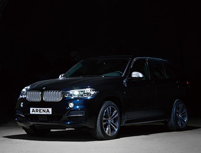 Car in Black