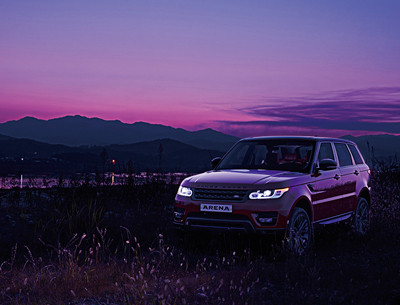 AWD In Landscape