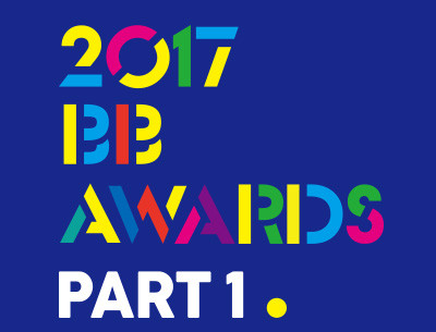2017 BB AWARDS 27 ITEM