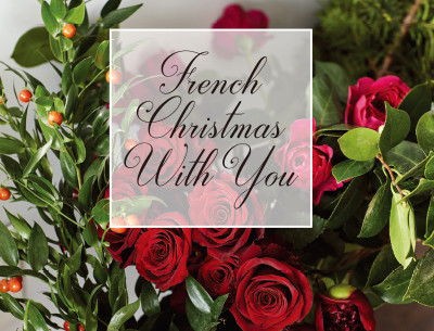 FRENCH CHRISTMAS WITH YOU