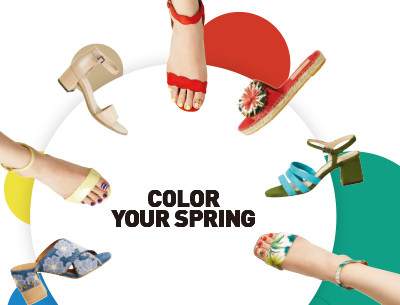COLOR YOUR SPRING