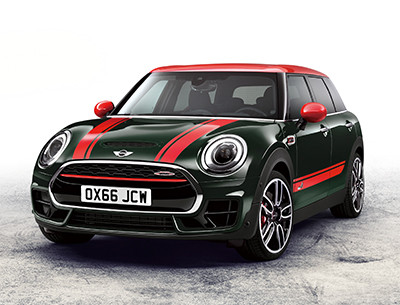 NEW MINI JCW CLUBMAN