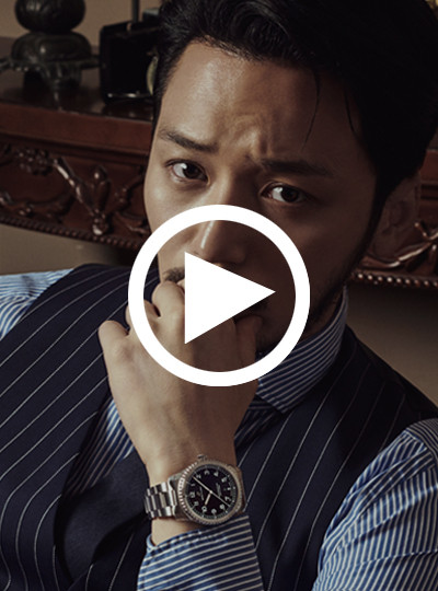 [A-tv] BREITLING X Actor Byeon Yo Han