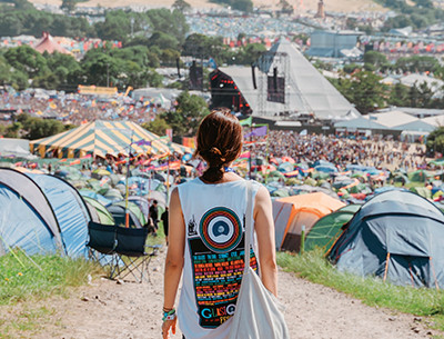 Letter from Glastonbury