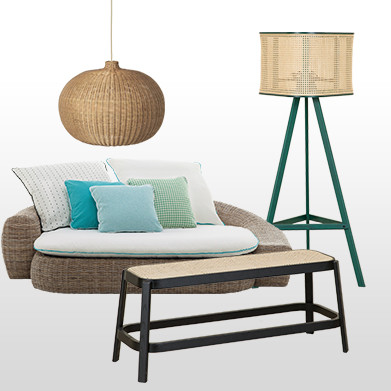 RATTAN & CANE FURNITURE