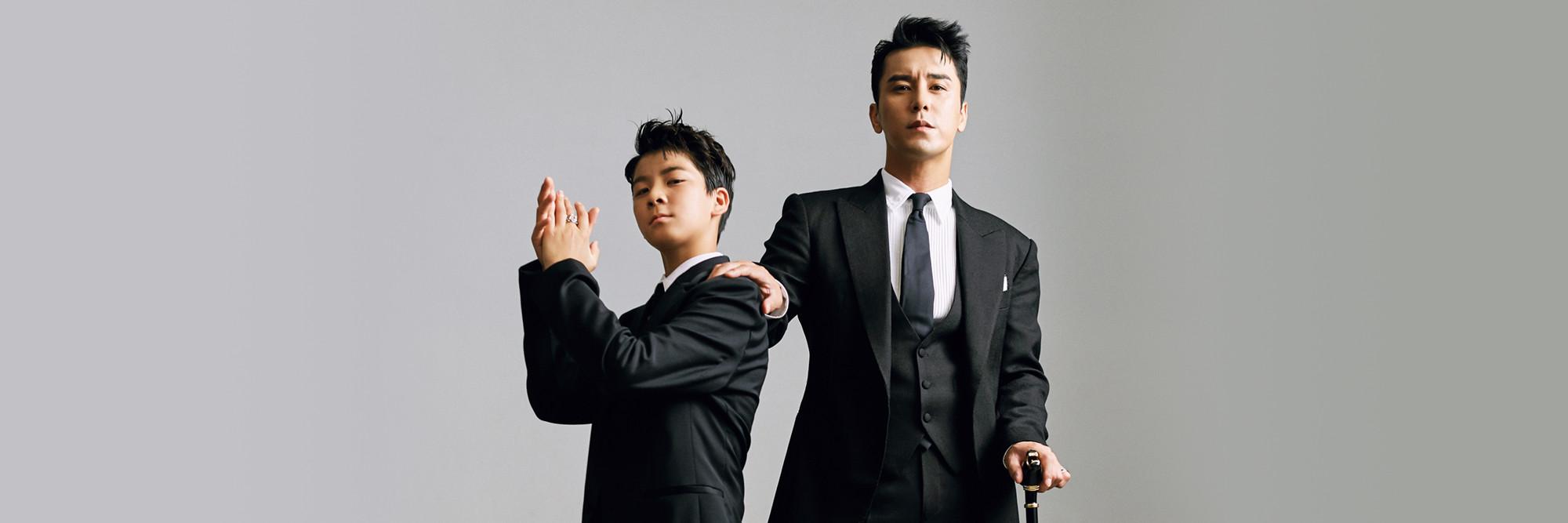 트로트 파트너즈, <br>장민호 & 정동원