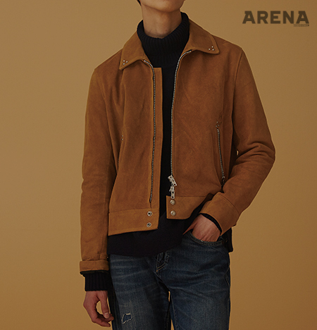 Andersson Bell Suede Jacket