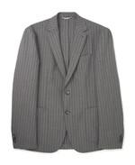 BOSS MEN 회색 핀 스트라이프 재킷 가격미정 보스 맨 제품.