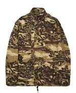 GIVENCHY 카무플라주 패턴의 후드 점퍼 3백28만원 지방시 제품.