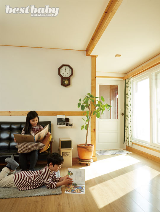 소박한 감성으로 채운 춘천 작은 집 - 베스트베이비:리빙/푸드