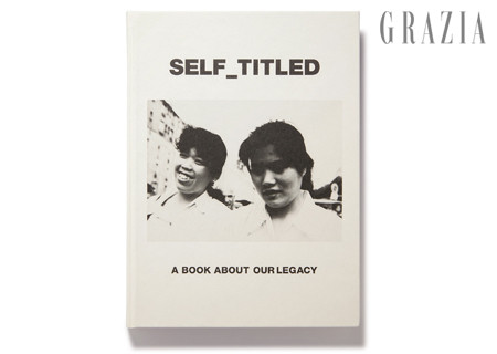 『SELF_TITLED A BOOK