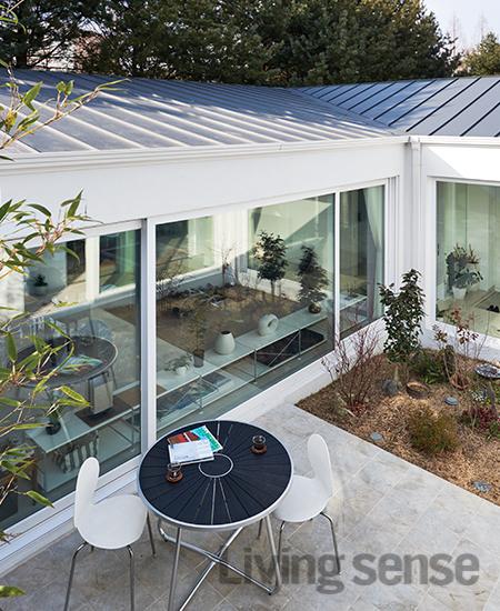 중정형 주택에 관한 현실적 조언 - 리빙센스:HOUSING