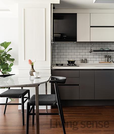 플랜트 디자이너의 작은 아파트 셀프 그린 인테리어 - 리빙센스 ...