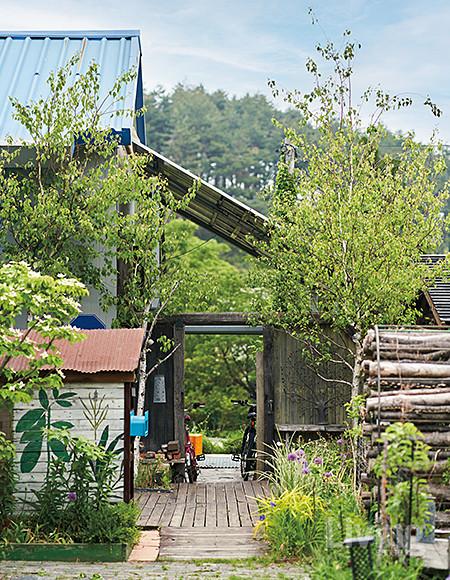 오경아 정원학교가 위치한 속초는 1년 내내 기온차가 적고 기후가 온화해 정원을 가꾸기 좋은 지역에 속한다. <br />